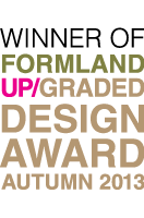 Winner Formland Upgraded Design Award