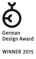 Winner German Design Award 2015