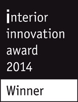 Winner Interior Innovation Award 2014
