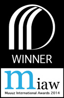 Winner Muuuz International Awards 2014