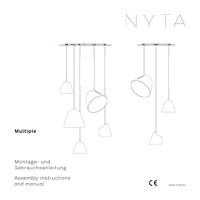 Nyta Multiple Assembly instructions and manual