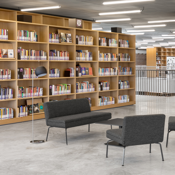Nyta Projects Utopia Library and Academy